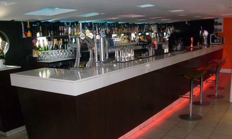 Shop & Bar Fitting Edinburgh | Express Joinery Products