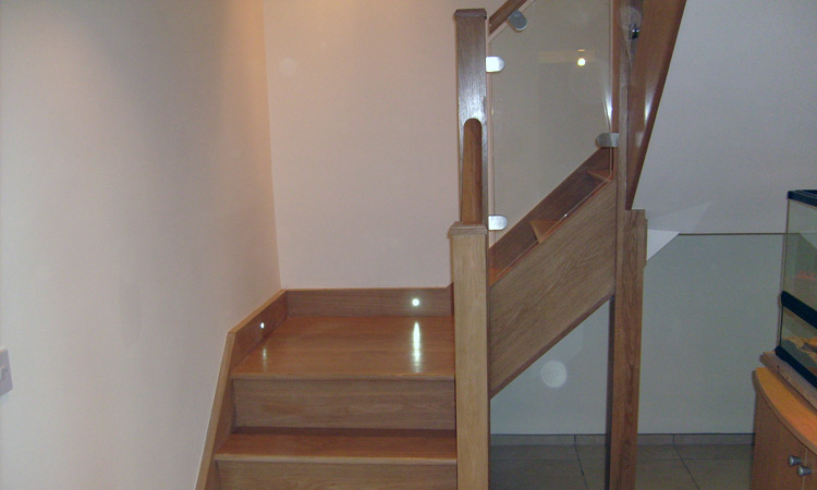 Bespoke Staircase Designs Edinburgh | Express Joinery Products